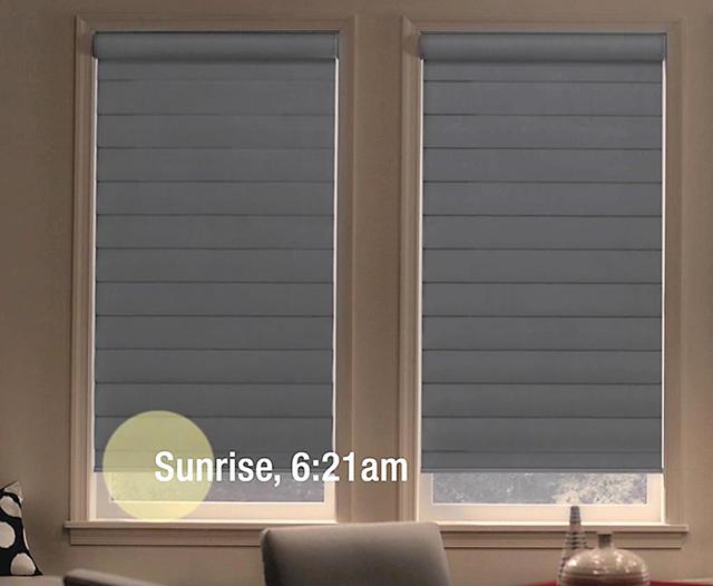 intuitive settings smart shades Hunter Douglas San Antonio 78249