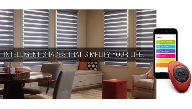 motorized blinds Hunter Douglas San Antonio 78249